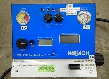 Wallach - WA-5000