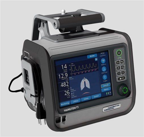 Hamilton Medical - T1