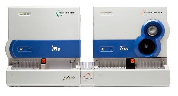 Beckman Coulter - iRICELL 3000