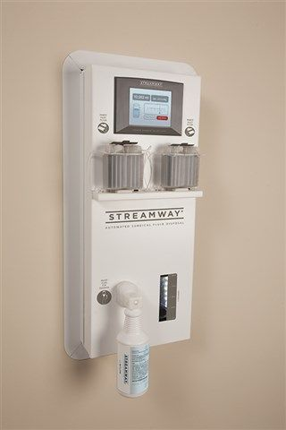 Skyline Medical Inc. - STREAMWAY System