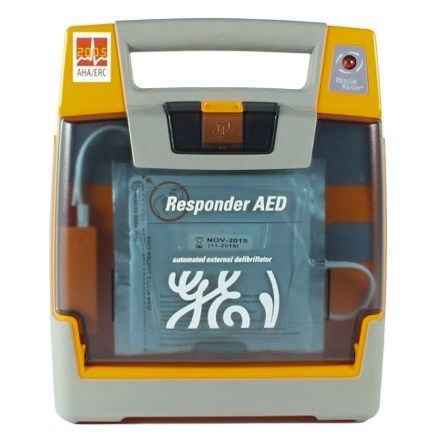 GE Healthcare - Responder AED