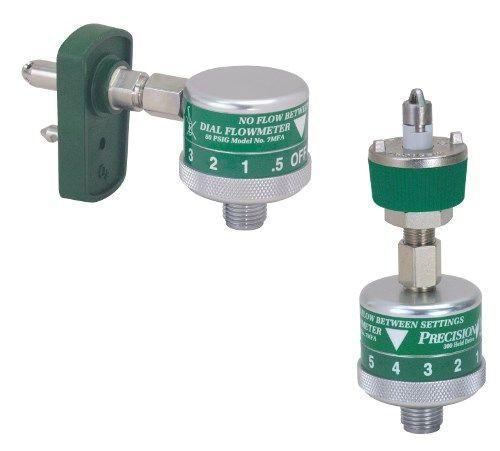 Precision Medical - Dial Flowmeters