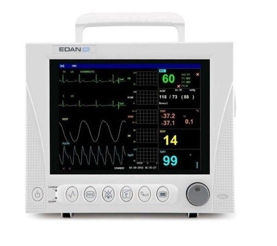 Vital Signs/Multi-Parameter Models, Products and Specs