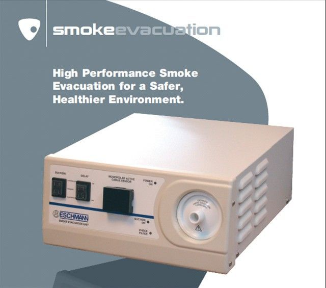 Eschmann - Smoke Evacuation 83-800-01