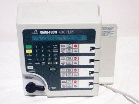 Hospira - Hospice Omni-Flow 4000 Plus