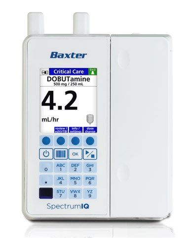 Baxter - IQ Infusion System