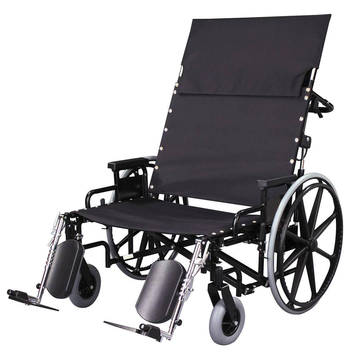 Gendron - Regency XL2000 High Back Reclining Wheelchair