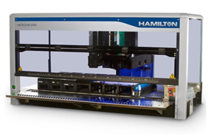 Hamilton - Microlab STAR