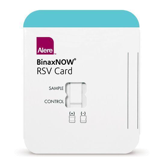 Abbott - Alere BinaxNOW Influenza A&B Card