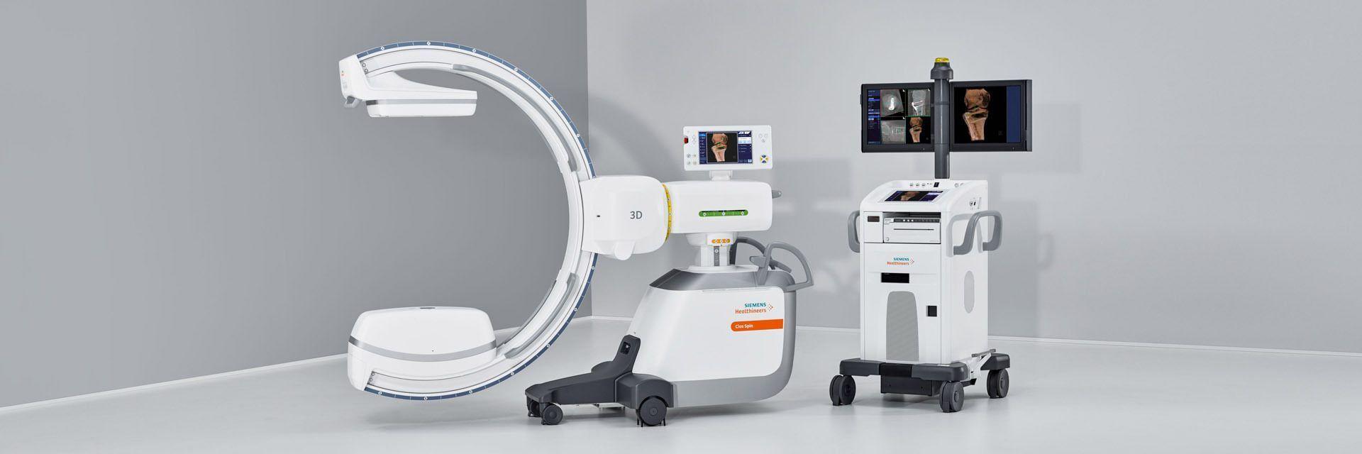 Siemens - Cios Spin Mobile 3D