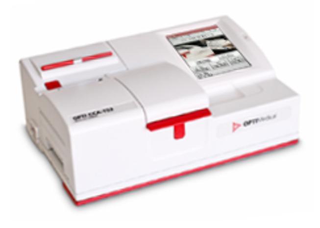 OPTI Medical Systems - OPTI CCA-TS2