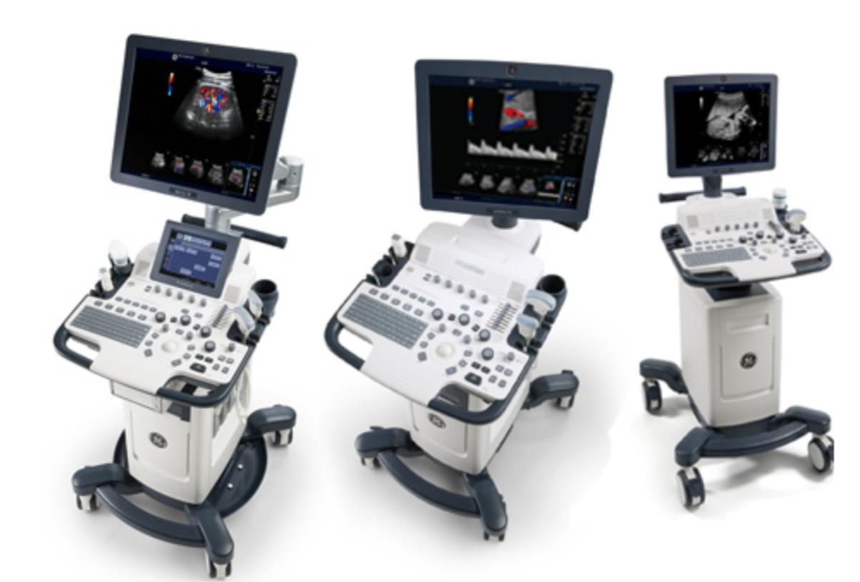 GE Healthcare - Logiq F Series