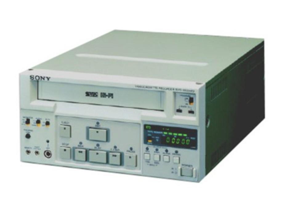 Sony - SVO-9500MD