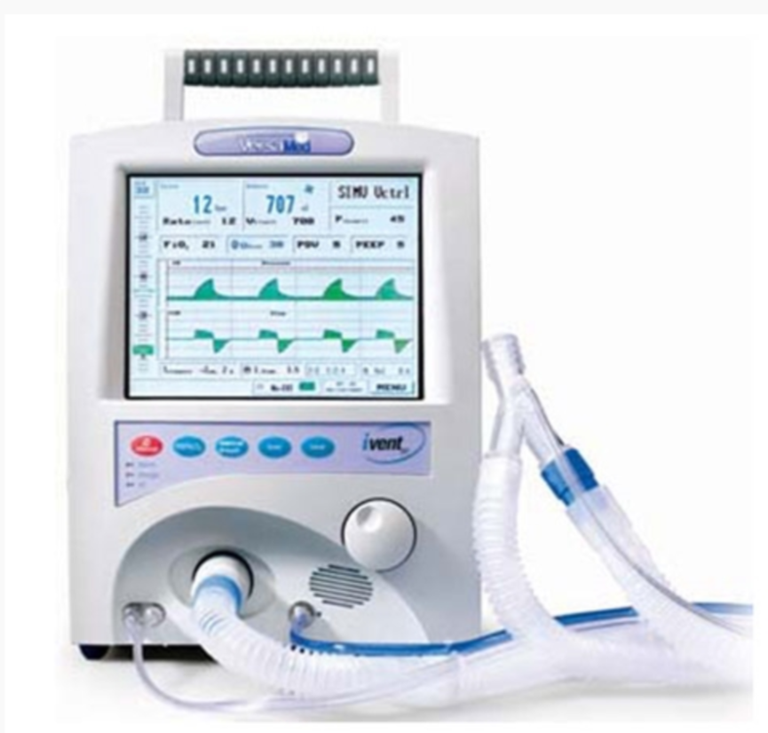 GE Healthcare - Versamed iVent 201