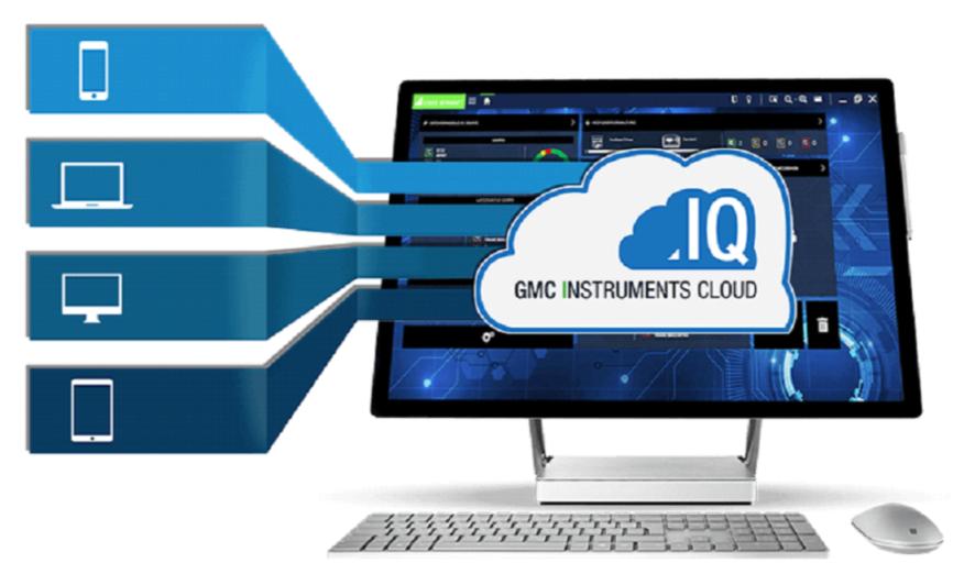 Gossen Metrawatt - Cloud-Computing: IZYTRONIQ CLOUD COLLECTION