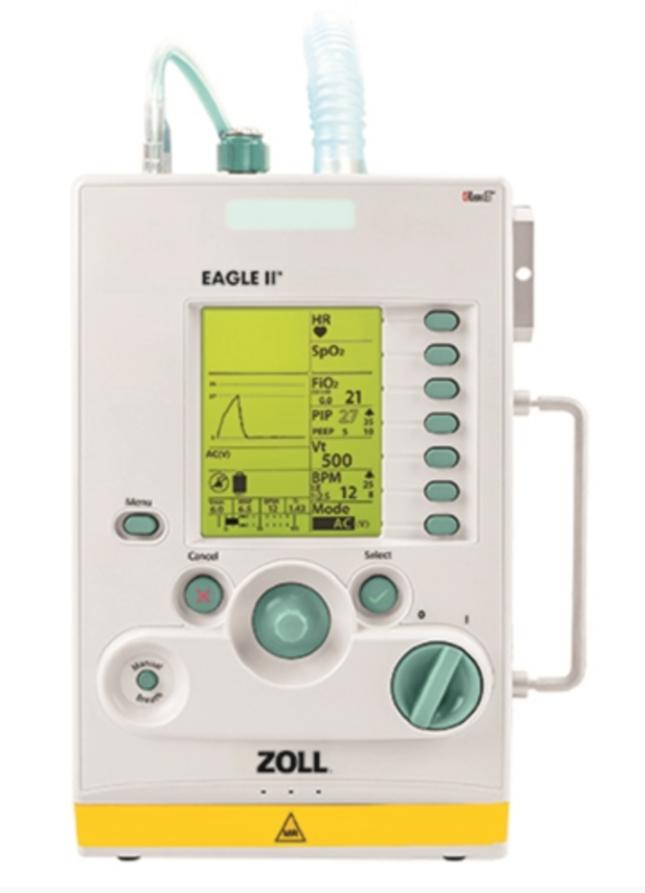 Zoll - Eagle II MRI
