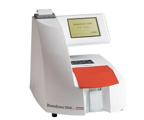 Human Diagnostics - Humalyzer 3500