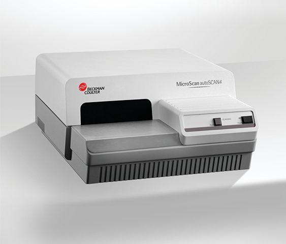 Beckman Coulter - MicroScan Autoscan 4