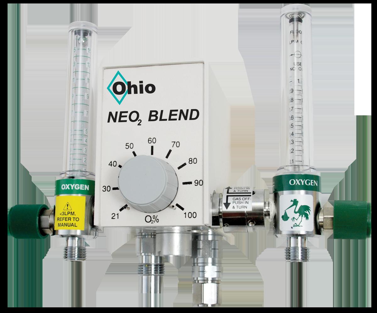 Ohio Medical - NEO2 Blend