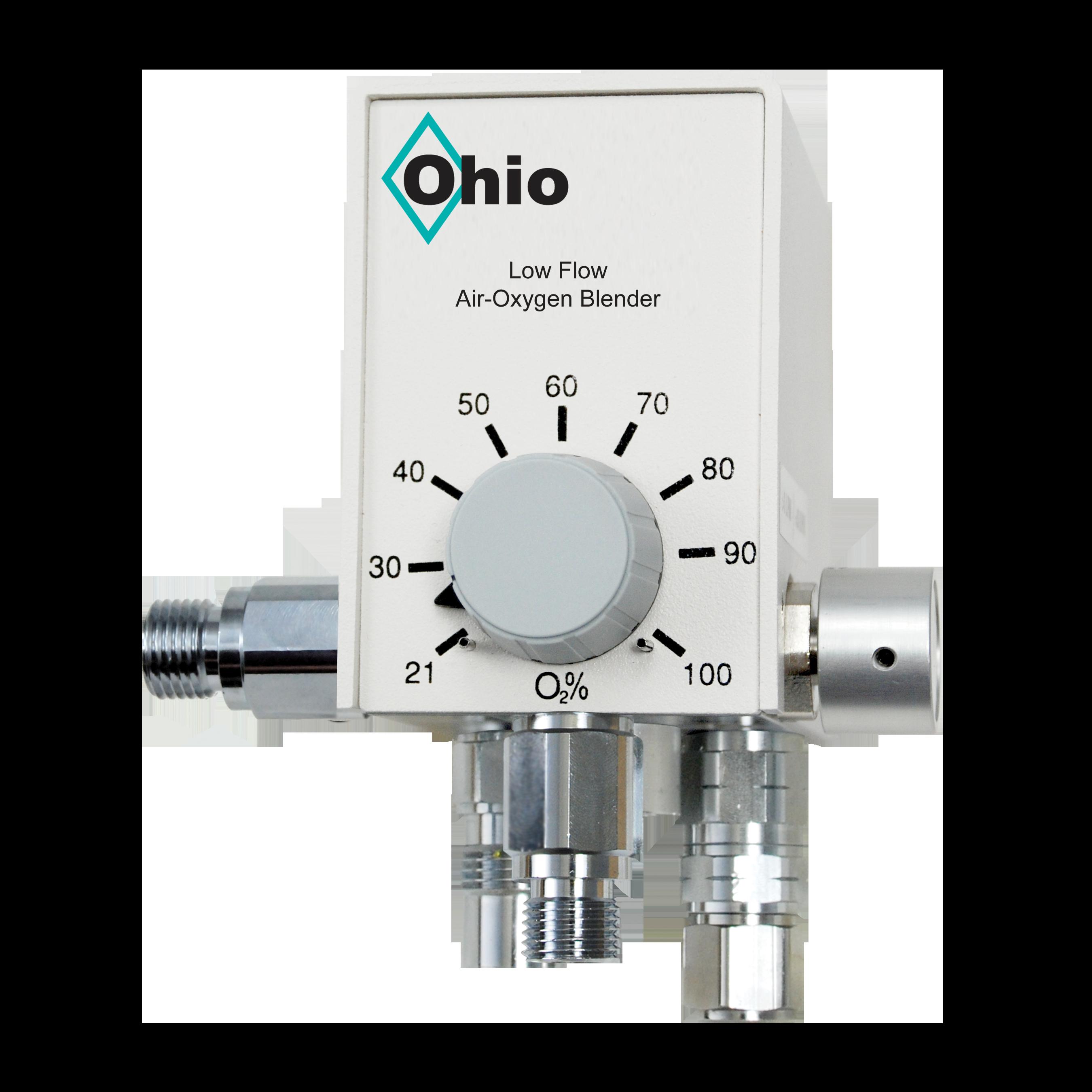 Ohio Medical - High/Low Oxygen Blender