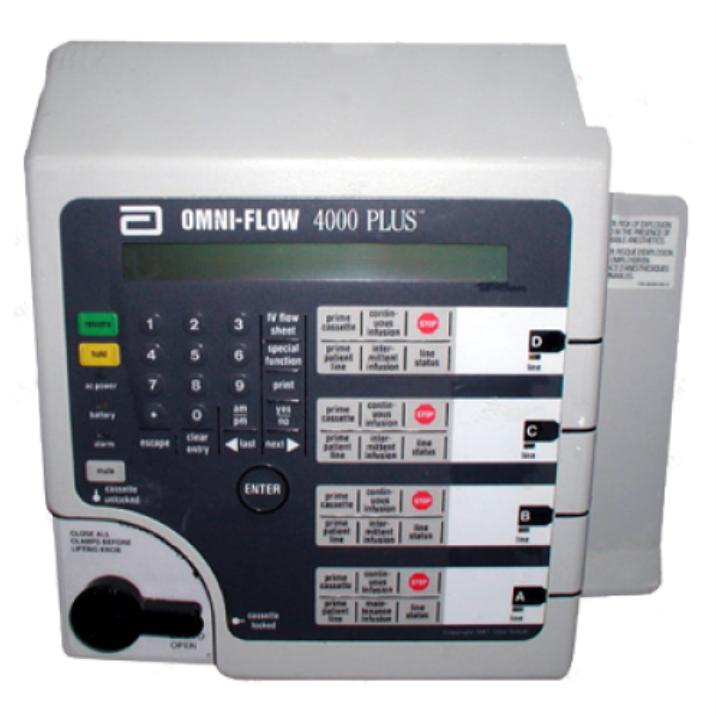 Abbott - Omni-Flow 4000