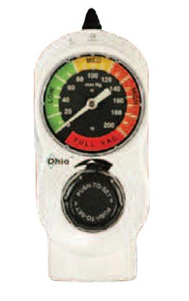 Ohio Medical - PTS 1225 Continuous Regulator