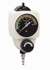 Ohio Medical - 1227 Continuous Low Vacuum Regulator