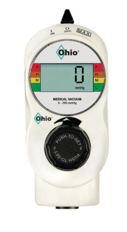 Ohio Medical - PTS 1324 Continuous Regulator