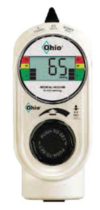 Ohio Medical - PTS 1372 Intermittent Regulator