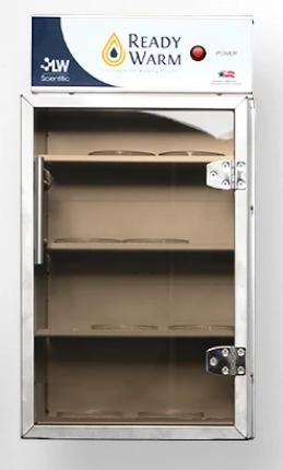 LW Scientific - Ready Warm Wall Incubator