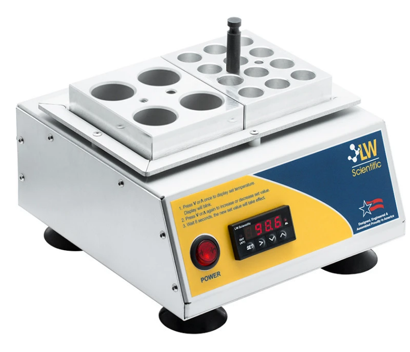 LW Scientific - USA Dry Bath Incubator