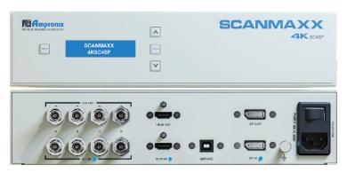 Ampronix - Scanmaxx 4KSC45P