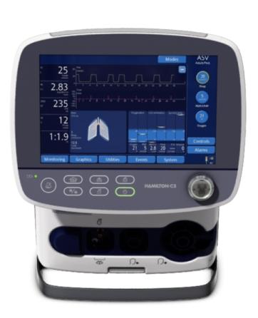 Hamilton Medical - C3