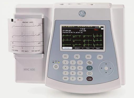 GE Healthcare - MAC 600