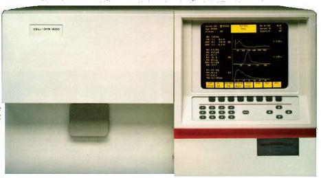 Abbott - Cell-Dyn 1600