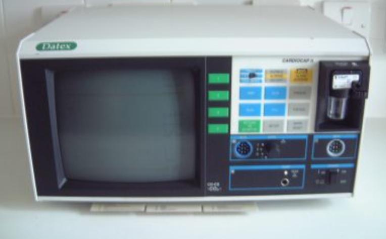 Datex Ohmeda - CardioCap II