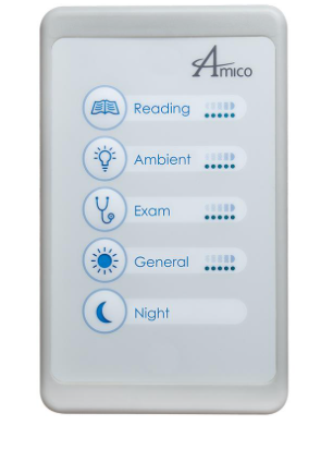 Amico - LightMaster Multifunctional Switch with Dimming