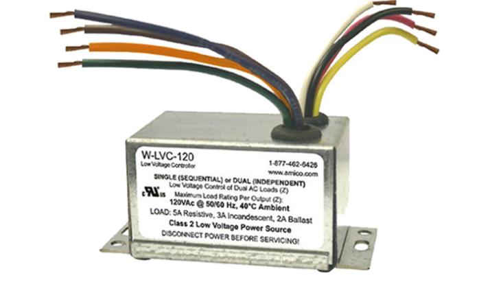 Amico - Low Voltage Controller