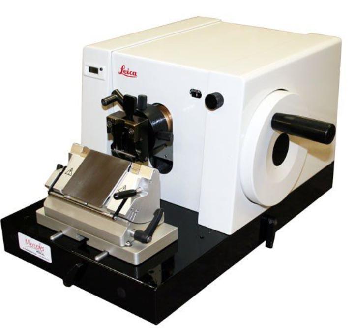 Leica Biosystems - Biocut 2030