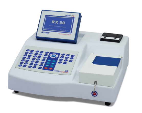 Micro Lab Instruments - RX-50