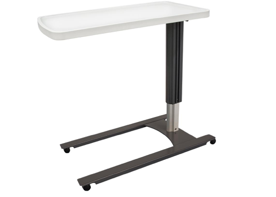 Amico - Solid Surface Overbed Table