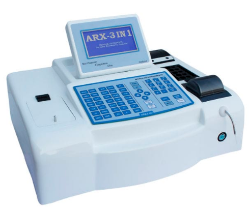 Micro Lab Instruments - ARX-3 IN 1