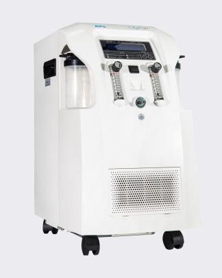 BPL Medical Technologies  - Oxy Flo 5D