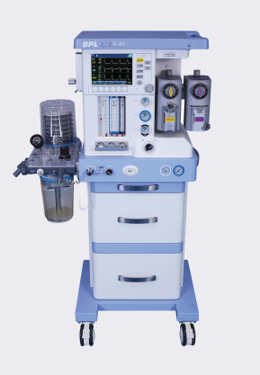 BPL Medical Technologies  - E - Flo 6D