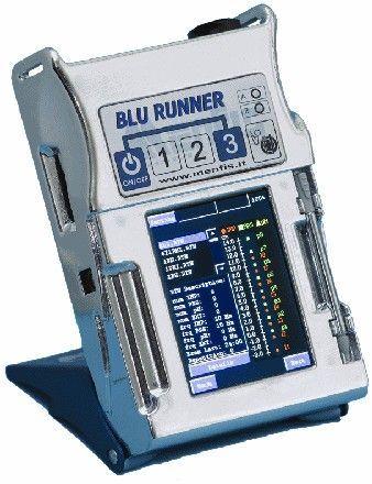 Menfis BioMedica - Blu Runner
