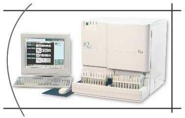 Iris Diagnostics - iQ200