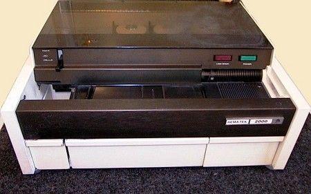 Bayer - HEMA-TEK 2000 Slide Stainer
