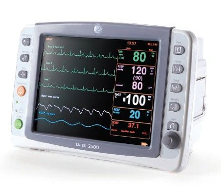 GE Healthcare - Dash 2500