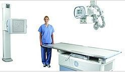 GE Healthcare - Discovery XR650