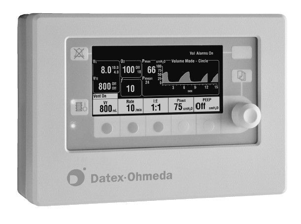 Datex Ohmeda - SmartVent 7900